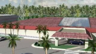 preview picture of video 'Architectural Animation of American Samoa EOC'