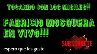 Fabricio Mosquera Tocando En Vivo!!