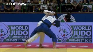 Judo Daily News 2 - Medal Matches Tashkent Grand Prix 2016