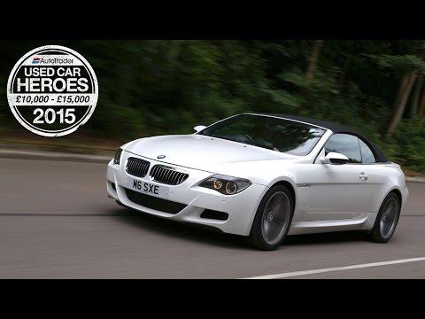 Used Car Heroes: £10,000 - £15,000 -  BMW M6