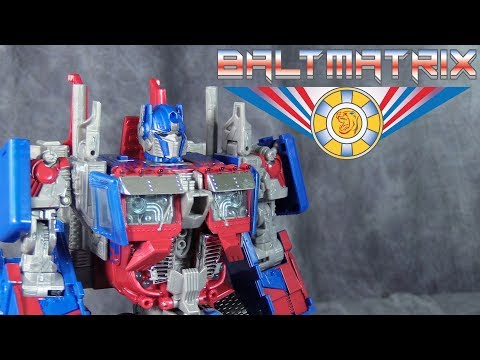 Transformers Tribute Movie Anniversary Edition Optimus Prime