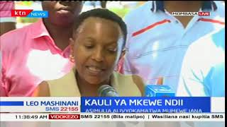 David Ndii's wife recounts details of David Ndii's arrest