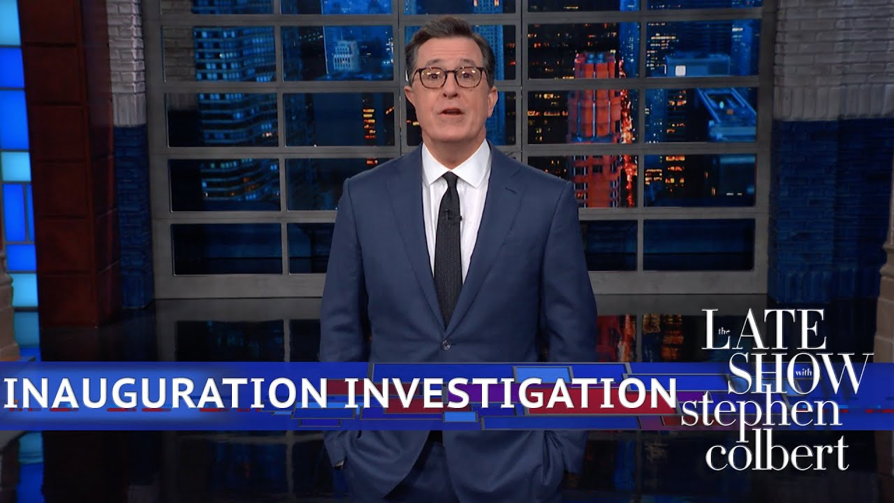 Trump's Inauguration Is Now Under Investigation thumbnail