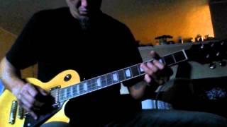 """The Great Flood""Joe Bonamassa Guitar cover #2"