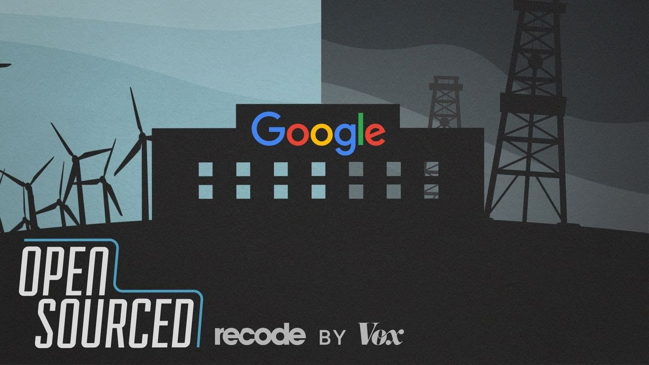 Google and Amazon are now in the oil business thumbnail