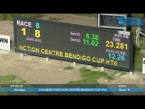 Bendigo Cup Heat 6