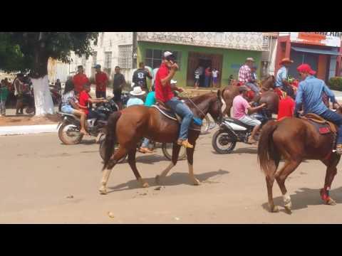 Cavalgada de Brejo Grande do Araguaia-PA 2017
