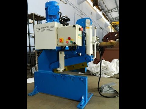 Mini Hydraulic Shearing Machine