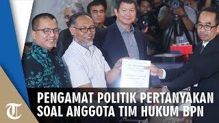 Bambang Widjojanto dan Denny Indrayana Dipertanyakan Pengamat Politik terkait Jadi Kuasa Hukum BPN