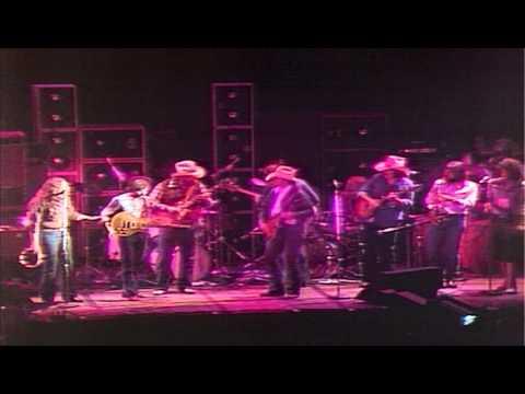 The Thrill is Gone - Volunteer Jam 1975
