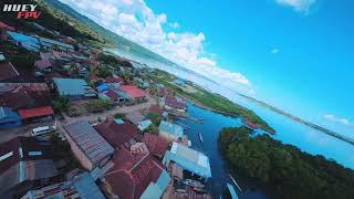 CHIMERA7 iflight FPV flight Around WARURUMA Baubau Sulawesi Tenggara