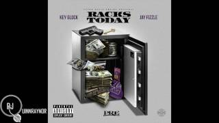 """Key Glock - """"Racks Today"""" (feat. Paper Route Jay Fizzle)"""