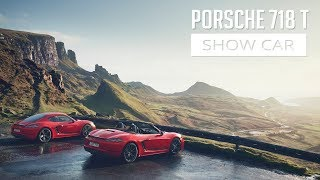 Porsche 718 T - Show Car