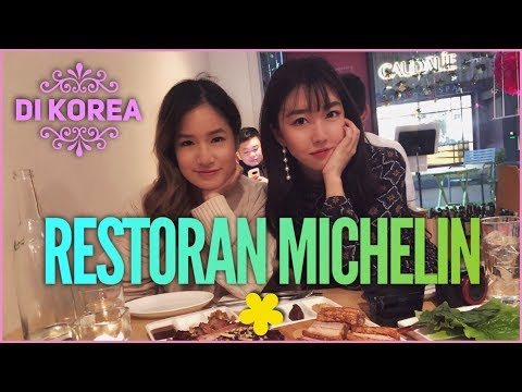 VLOGMAS Hari ke 9: KE WARNET KOREA, BIKIN SLIME DAN RESTORAN MICHELIN!