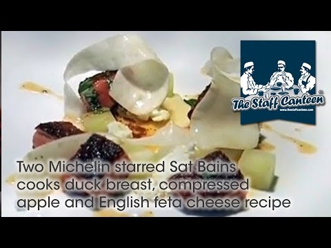 Featured Chef Sat Bains