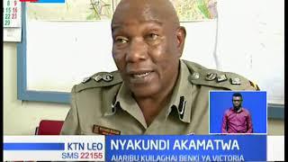 Mwana Blogu Nyakundi akamatwa kwa madai ya kutaka kuilaghai benki ya Victoria Sh17.5