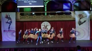 JOY - Taneční skupina One crew Chodov, FINALS MIA DANCE FESTIVAL PRAGUE