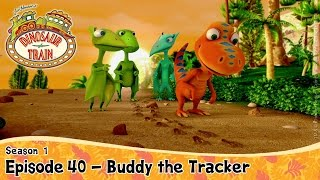 DINOSAUR TRAIN SEASON 1 : Episode 40 - Buddy the Tracker