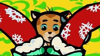 Сладкие правила - ТРИ КОТЕНКА - теремок тв: песенки для детей