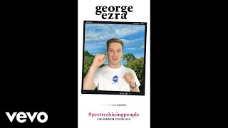 George Ezra   Pretty Shining People (Photobooth Video)