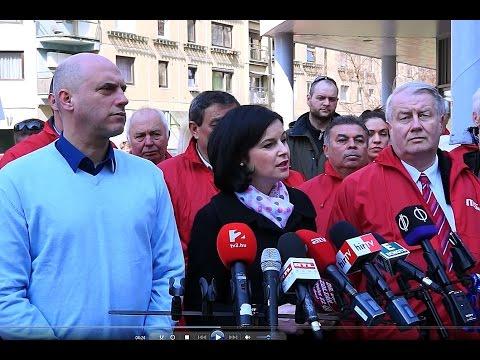 Az MSZP vissza akarja adni a döntés jogát az embereknek