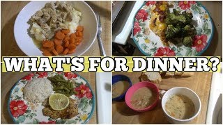 What's For Dinner? || Real Life Easy Family Meal Ideas