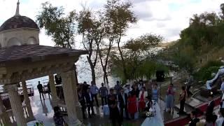Свадьба в Жезказгане аэрофото видеосъёмка 87771376695