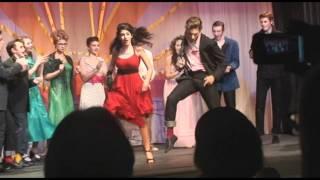 Grease 'Hand Jive' Dance scene (Avra Haraka as Cha Cha)