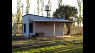 preview picture of video 'Terra Nostra Complejo | Alojamiento de Cabañas en General Alvear Mendoza.'