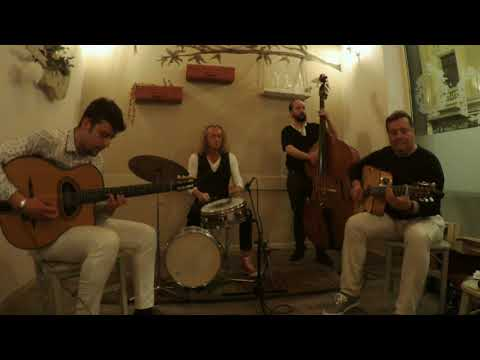 Le Roi Manouche Acustic band Gipsy Jazz &Swing Messina musiqua.it