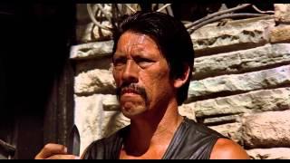 Desperado (1995) - El Mariachi and Carolina's first met HD