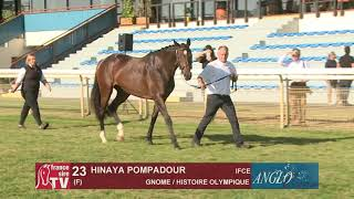 Video  de HINAYA POMPADOUR #1