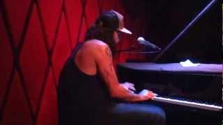 Joe Firstman - Standin' On The Porch (9/28/12 - Rockwood Music Hall NYC)