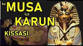 Gambar cover Karun'un büyük hazinesi - Hz Musa ve Karun hikayesi