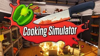 Cooking Simulator - The Pre-Christmas Musical Culinary Special