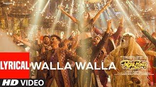 Pagalpanti: Walla Walla Lyrical | Anil K, John, Ileana , Kriti