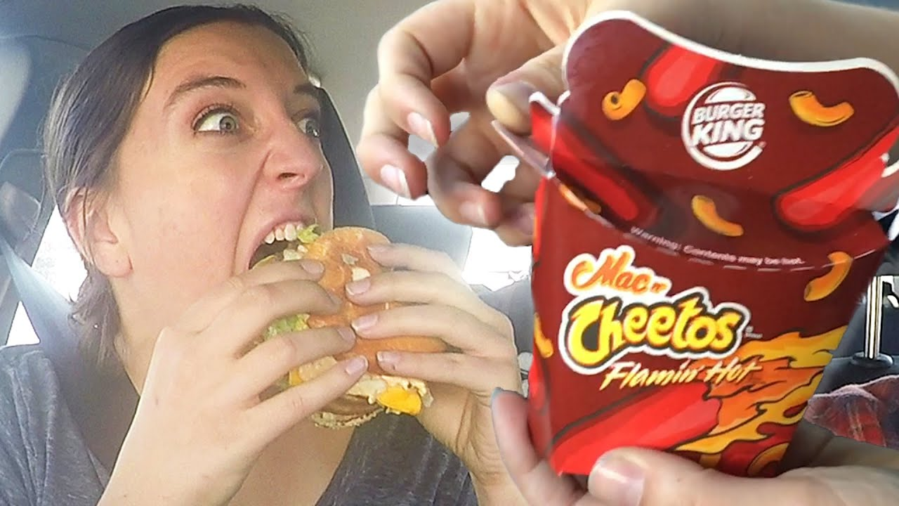 Fast Food Lovers Try The Best Fast Food Of 2017 thumbnail