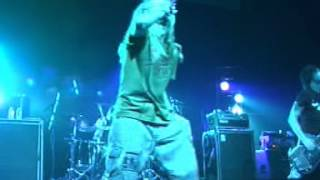 Strike Anywhere - Infrared (Live Deconstruction Tour 04 ITA)