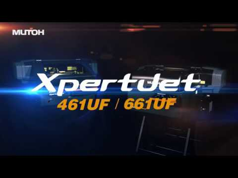 XpertJet 461UF/661UF Direct to Object Printers