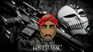 اغنية جنبية راب توباك شاكور قوية جدا - الرجل السيء 2Pac-Bad Guy