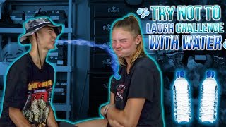 IMPOSSIBLE Try Not To Laugh CHALLENGE W/ My GIRLFRIEND!
