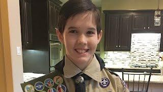Quinn Twitchell Merit Badge Journey