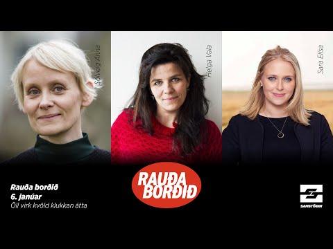 Rauða borðið: Kaflaskipti í Íslandssögunni?