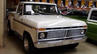1977 Ford F100 Stepside Pick-up