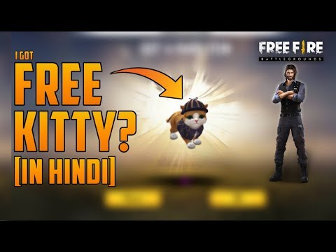 I Got Free Kitty In Free Fire? - Garena Free Fire 2019