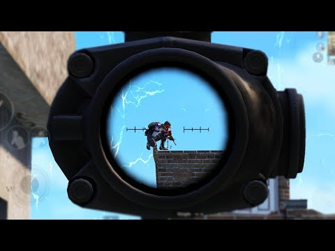 one shot one kill Groza..... Pubg Mobile