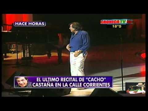 """Cacho Castaña """"Quieren matar al ladron"""""""