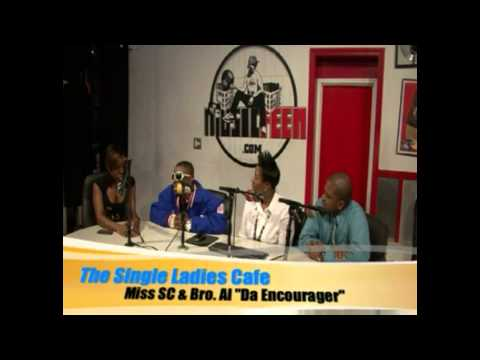 HovaDamus Interview on The Single Ladies Cafe 1/19/11