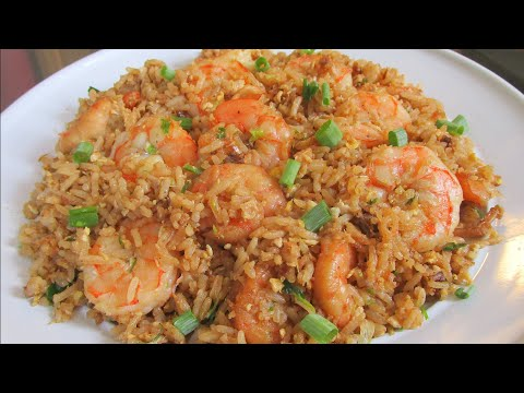 How to make New Orleans Shrimp Fried Rice