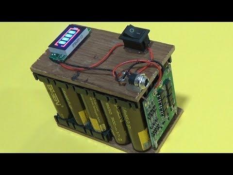 Hazlo tu mismo bateria 12 voltios 15 amperios